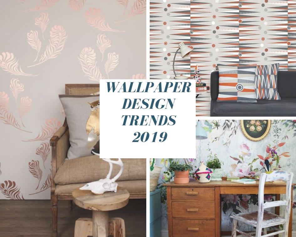 Five Wallpaper Trends for 2019 Tradesmen ie Blog