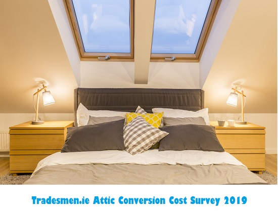 Tradesmen.ie Attic Conversion Cost Survey 2019
