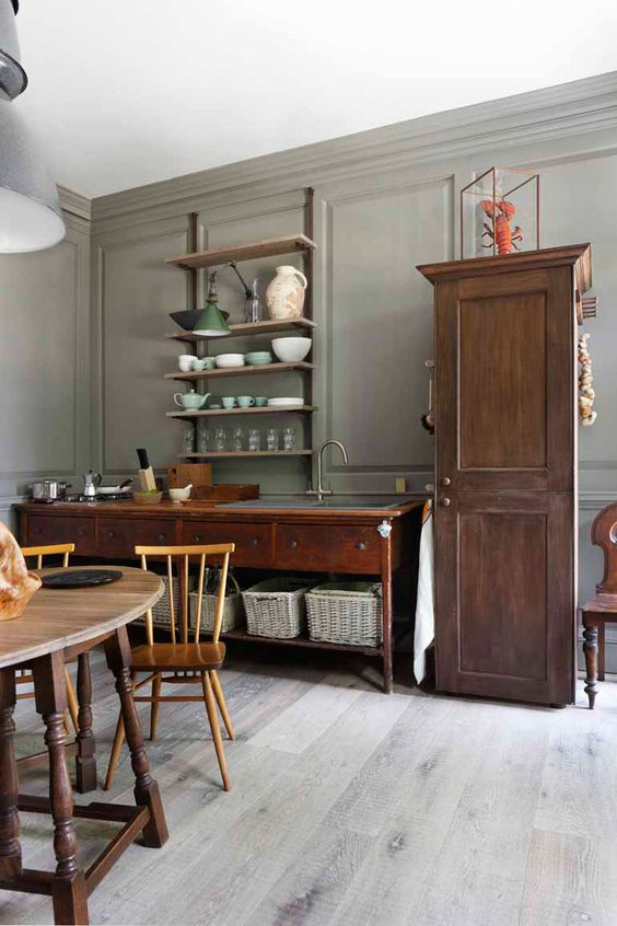 Advantages And Disadvantages Of, Tall Kitchen Cabinets Ireland