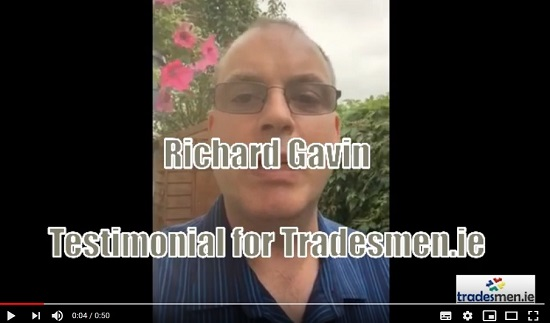 Richard Gavin Testimonial