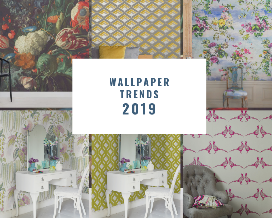 Wallpaper Trends 2019 Tradesmen Ie Blog