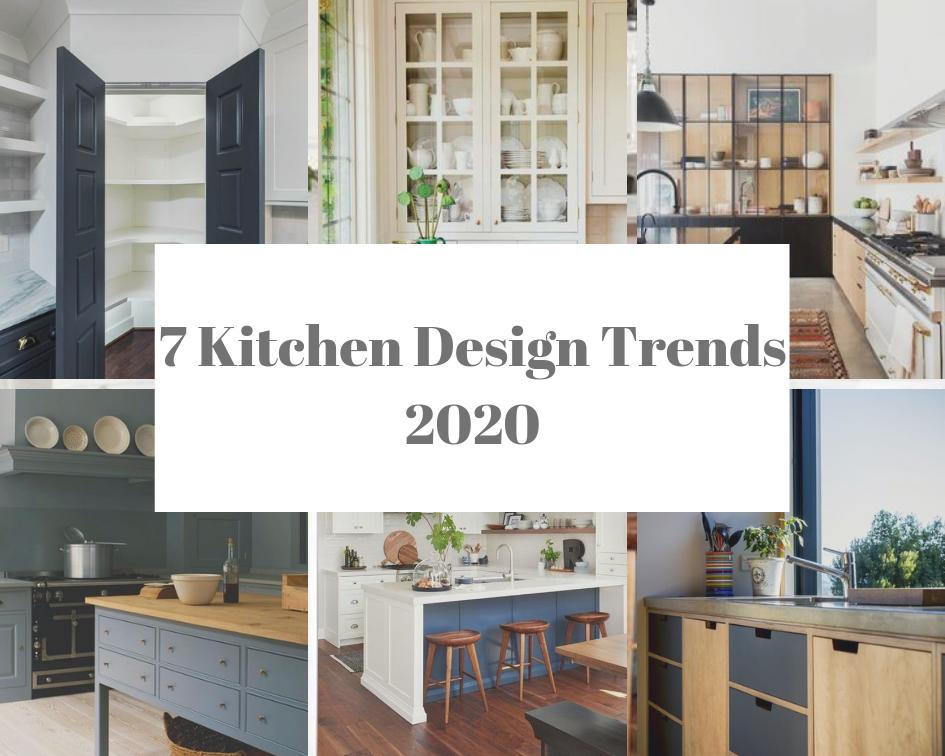 7 Kitchen Design Trends 2020 Tradesmenie Blog