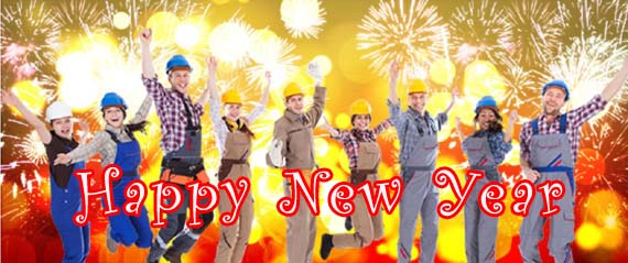 Happy New Year 2020 from Tradesmen.ie