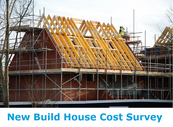 new build house cost survey