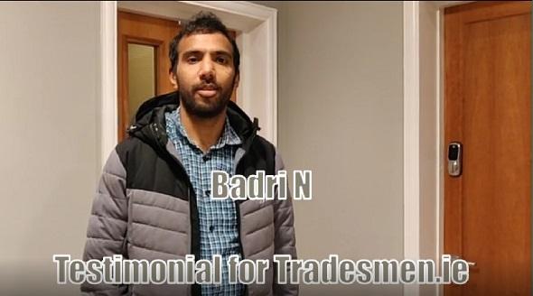 Smart Lock Testimonial for Tradesmen.ie