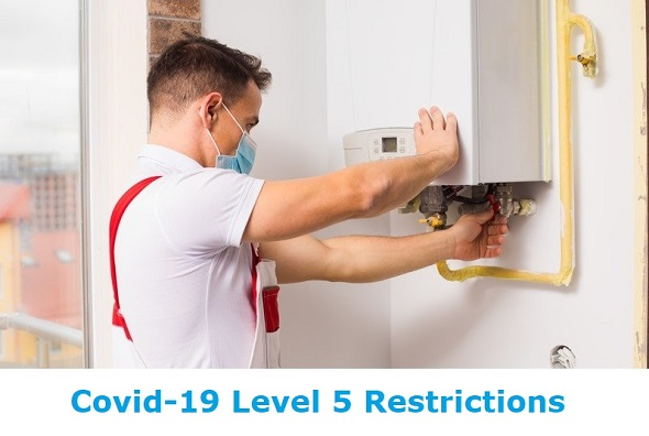 Level 5 Covid Restrictions