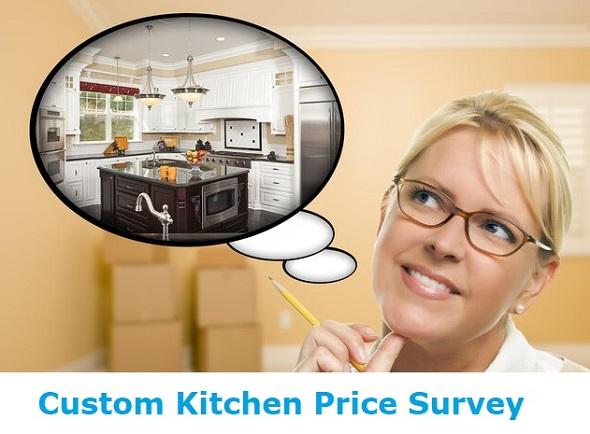 custom kitchen and wardrobe price survey