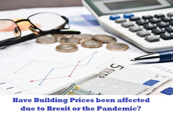 Tradesmen.ie brexit pandemic price survey