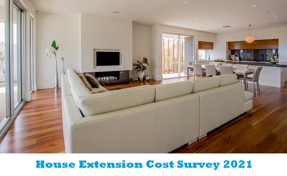 House Extension Cost Survey 2021