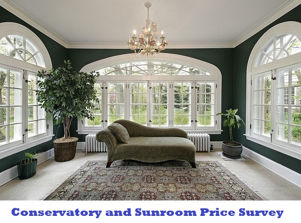 Conservatory and Sunroom Prices 2021